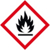 Годится для легковоспламеняющихся веществ. Эти вещества могут нагреваться или воспламеняться в воздухе при обычной температуре или имеют низкую точку воспламенения (<23 C) или образуют при подходящей влажности опасное количество легковоспламеняющихся газов