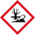 Годится для веществ, опасных для окружающей среды. Действие веществ могут изменить воду, почву, воздух, климат, растения и микроорганизмы с опасностью для окружающей среды